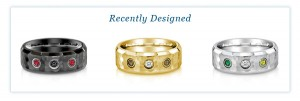 Design your own wedding band