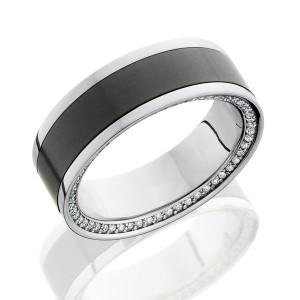 Elysium & 14K White Gold Diamond Ring