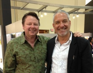 Catching up with Adam at JCK Las Vegas Jewelry Show