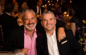 Adam and partner Sean